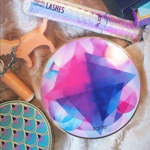 Tarte VS PINK Makeup palettes Keychain Unicorn